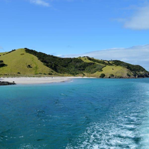 baie des îles nouvelle-zélande